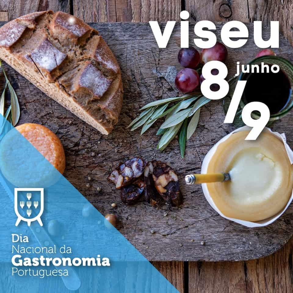 DIA NACIONAL DA GASTRONOMIA PORTUGUESA 2019 – VISEU