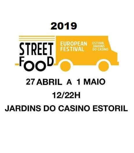 EUROPEAN STREET FOOD FESTIVAL 2019 ESTORIL