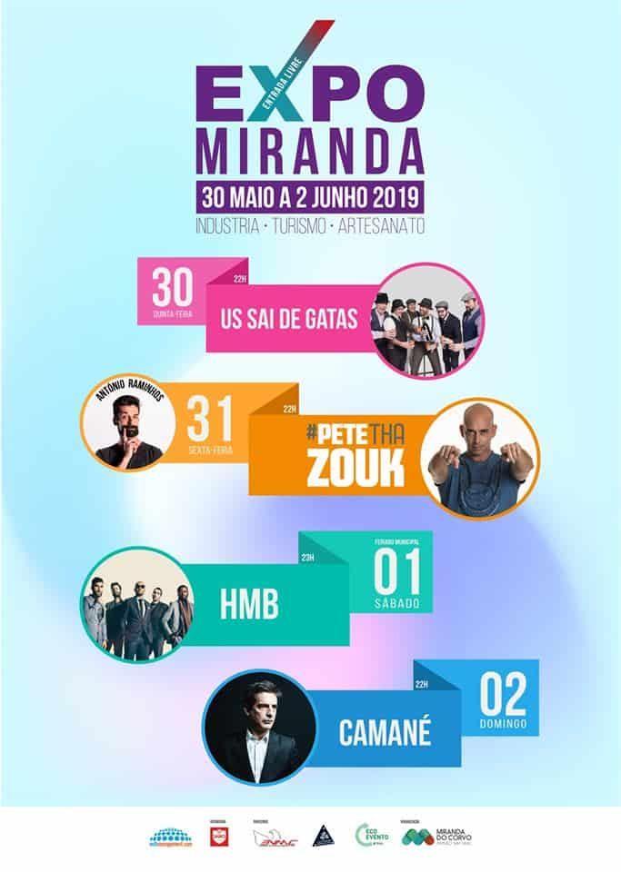 EXPO MIRANDA 2019 – MIRANDA DO CORVO