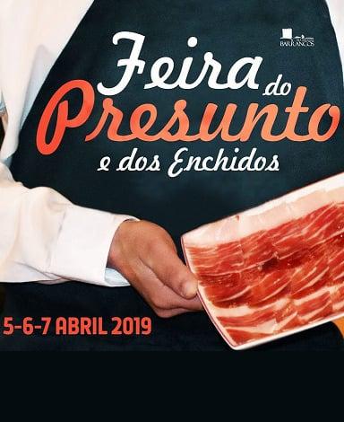 EXPOBARRANCOS 2019 – FEIRA DO PRESUNTO E DOS ENCHIDOS