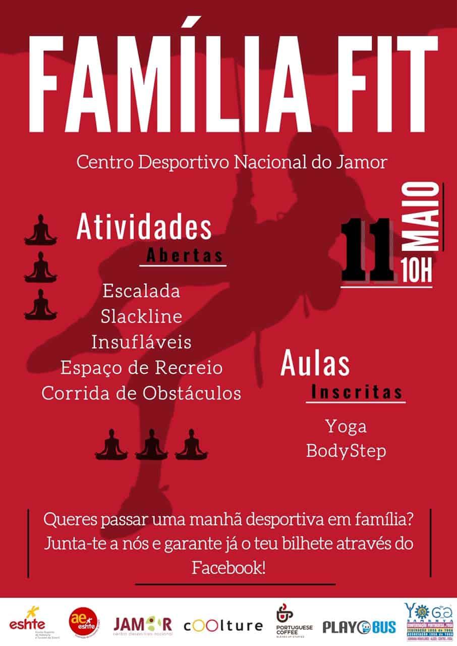 FAMÍLIA FIT 2019 – JAMOR – 11 DE MAIO