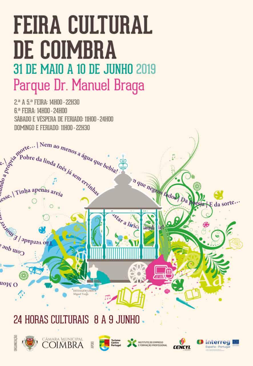 FEIRA CULTURAL DE COIMBRA 2019