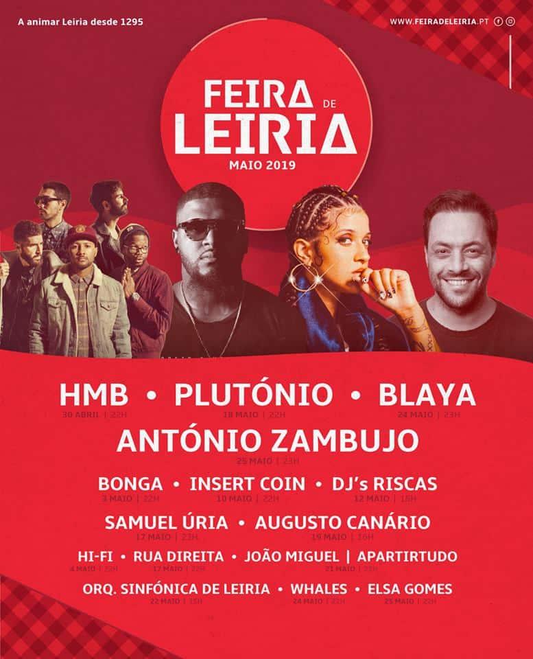 FEIRA DE LEIRIA 2019 | PROGRAMA GERAL