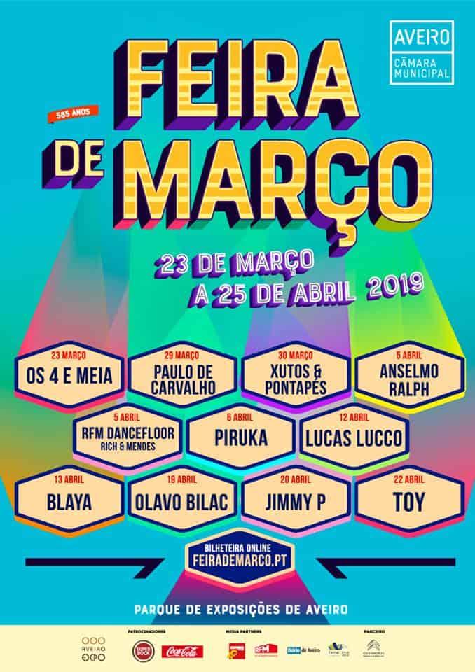 FEIRA DE MARÇO 2019 | AVEIRO