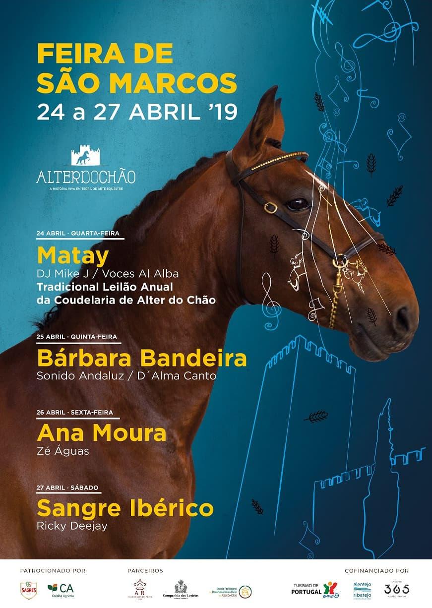 FEIRA DE SÃO MARCOS 2019 ALTER DO CHÃO