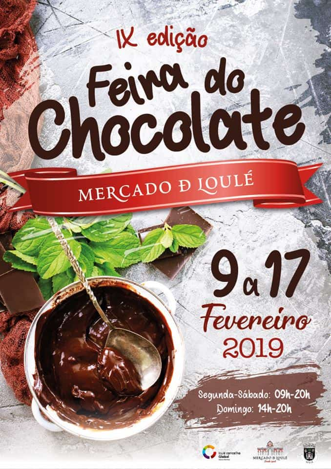 FEIRA DO CHOCOLATE LOULÉ 2019