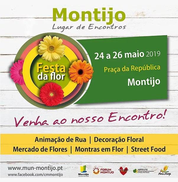FESTA DA FLOR 2019 MONTIJO
