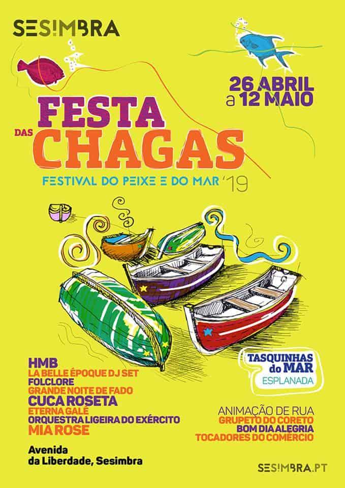 FESTA DAS CHAGAS 2019 SESIMBRA