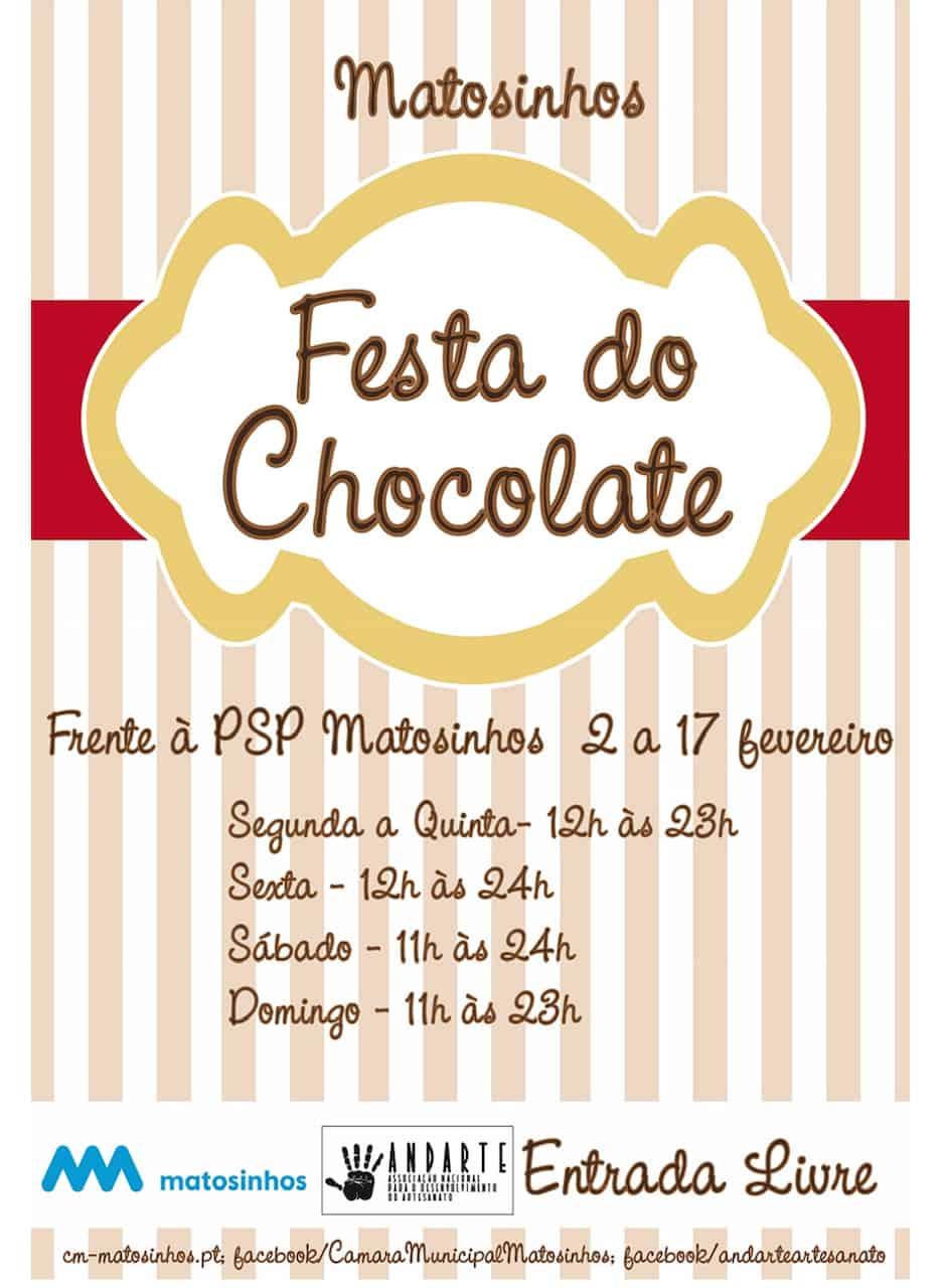FESTA DO CHOCOLATE MATOSINHOS 2019