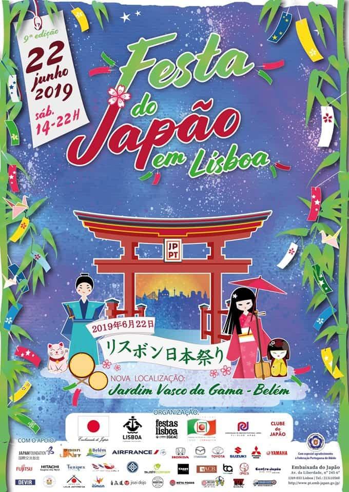 FESTA DO JAPÃO EM LISBOA 2019
