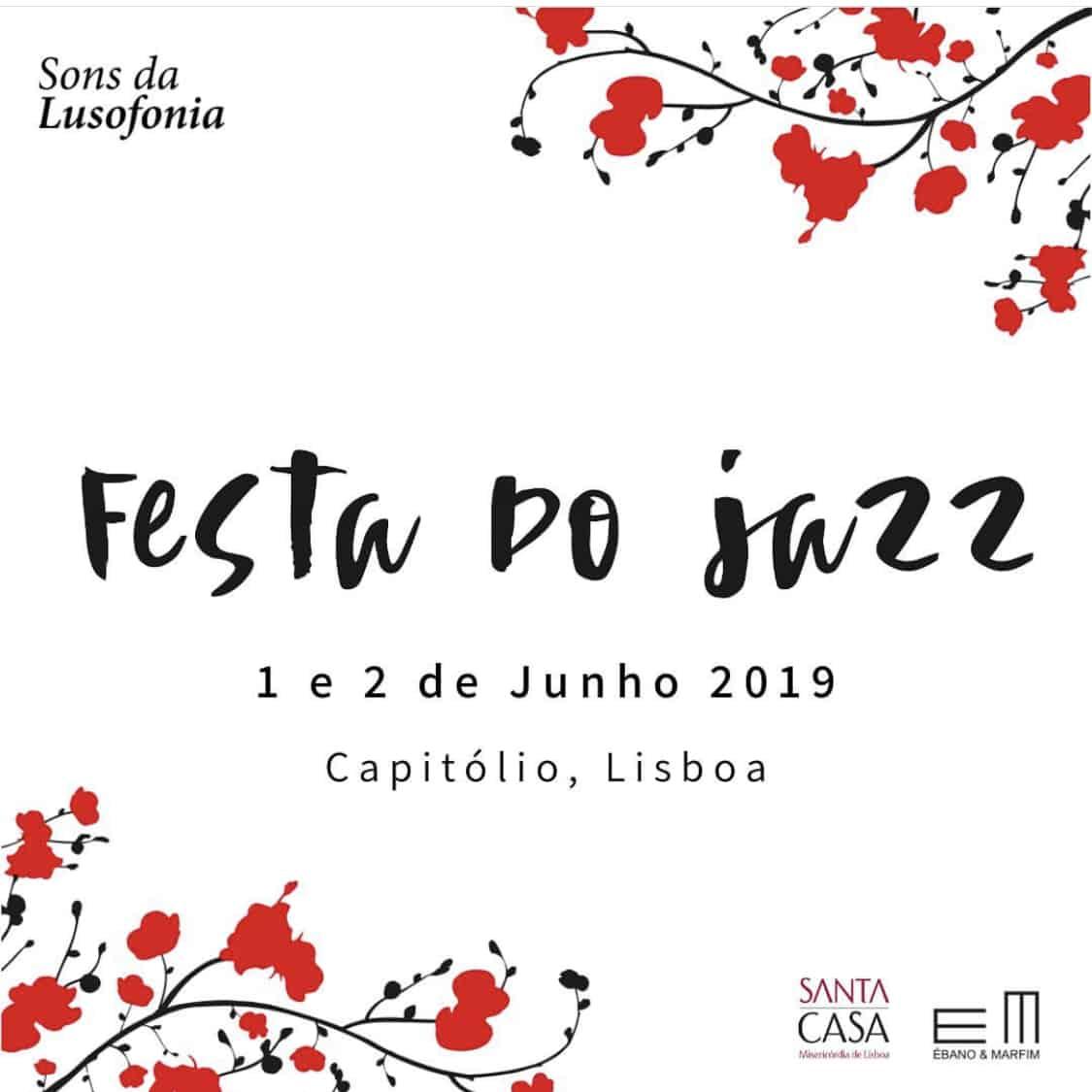 FESTA DO JAZZ 2019   CAPITÓLIO – LISBOA