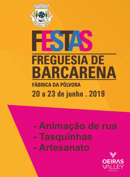 FESTAS DA FREGUESIA DE BARCARENA 2019