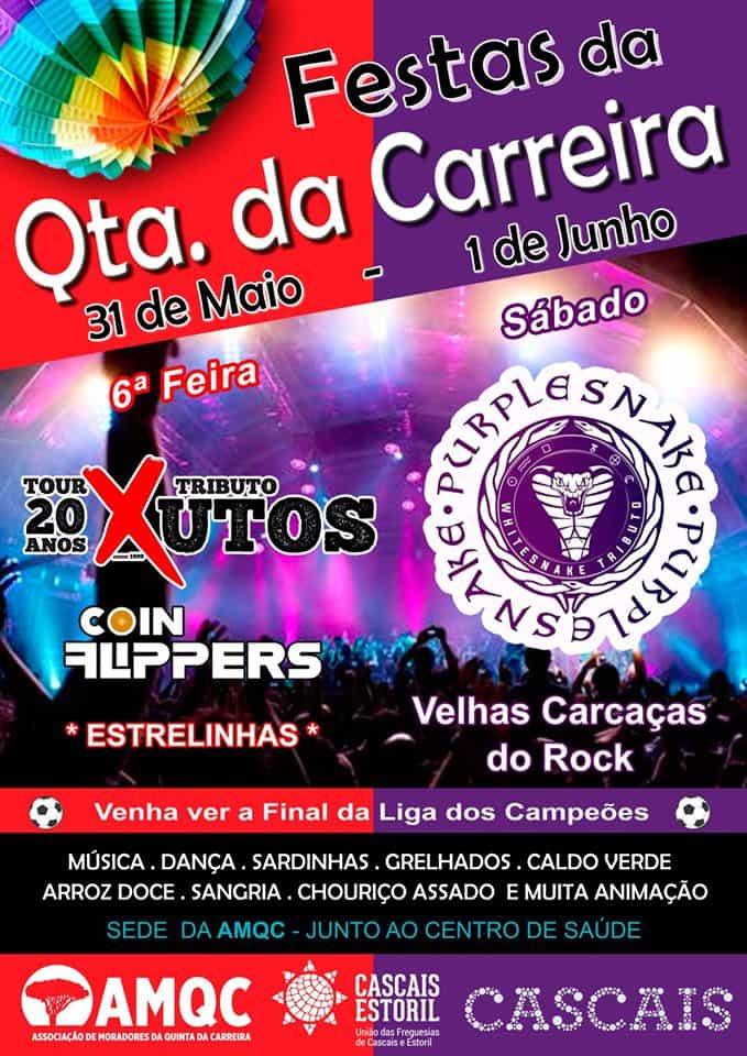 FESTAS DA QUINTA DA CARREIRA 2019 | S. JOÃO DO ESTORIL