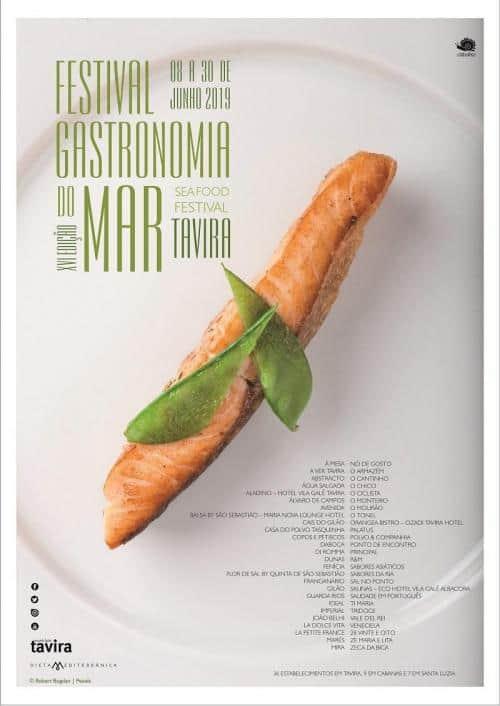 FESTIVAL DE GASTRONOMIA DO MAR 2019 – TAVIRA