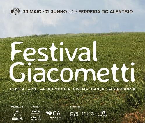 FESTIVAL GIACOMETTI 2019 FERREIRA DO ALENTEJO