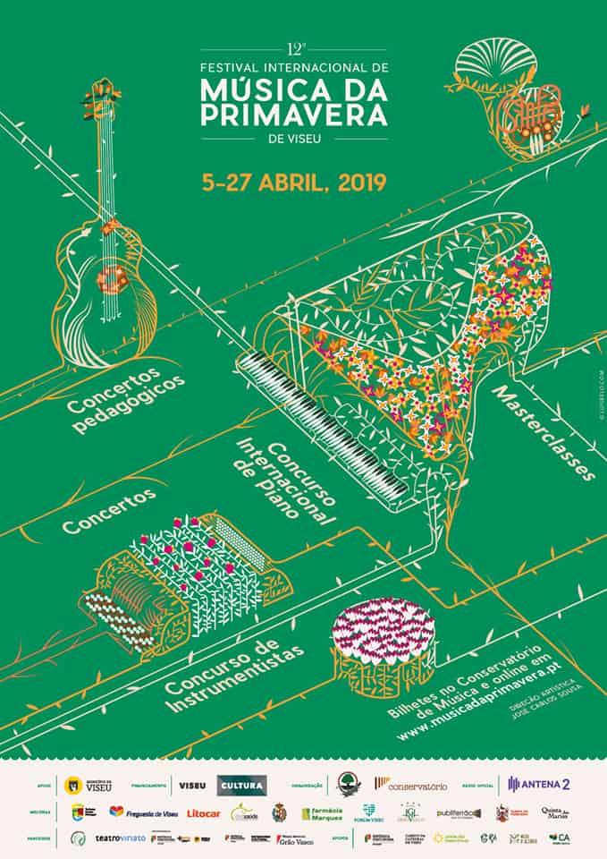 FESTIVAL INTERNACIONAL DE MÚSICA DA PRIMAVERA DE VISEU 2019