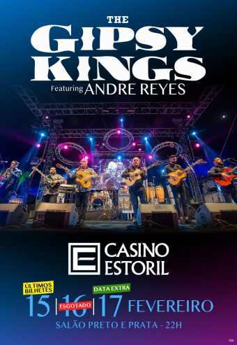 THE GIPSY KINGS | CASINO ESTORIL