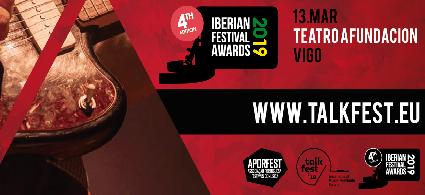 A 4ª edição dos Iberian Festival Awards