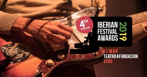 IBERIAN FESTIVAL AWARDS 2019: VENCEDORES SERÃO CONHECIDOS JÁ NA PRÓXIMA SEMANA