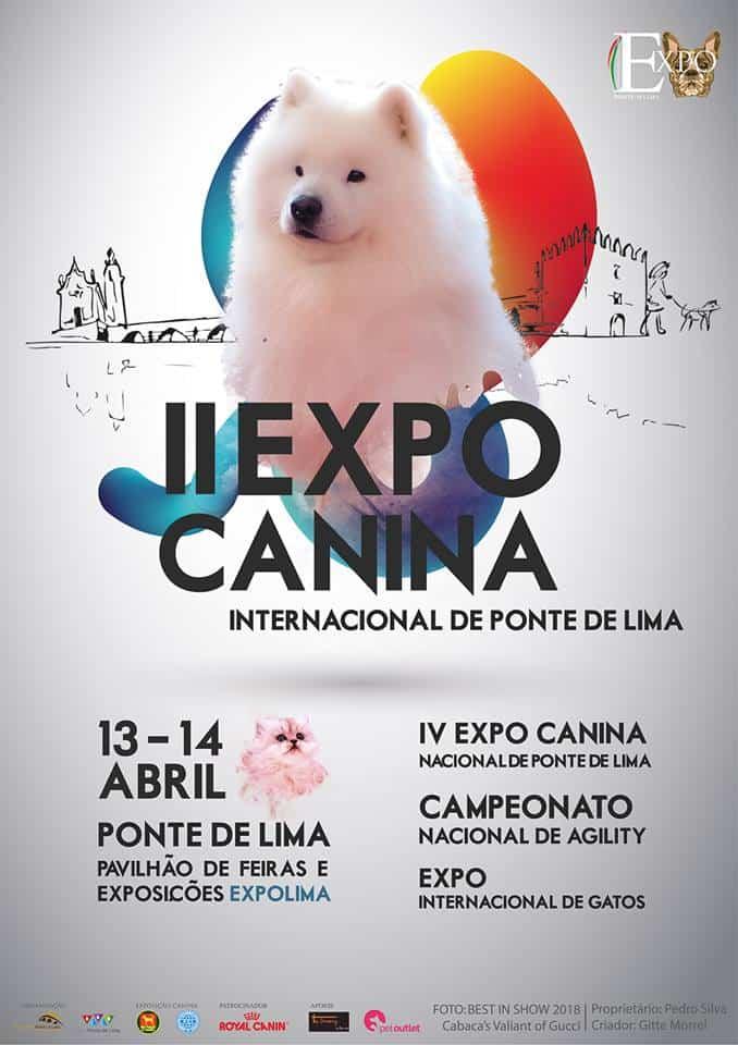 II EXPO CANINA INTERNACIONAL DE PONTE DE LIMA