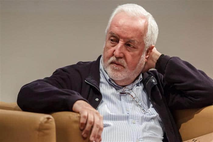 José Carlos Vasconcelos é o vencedor do Prémio Vasco Graça Moura