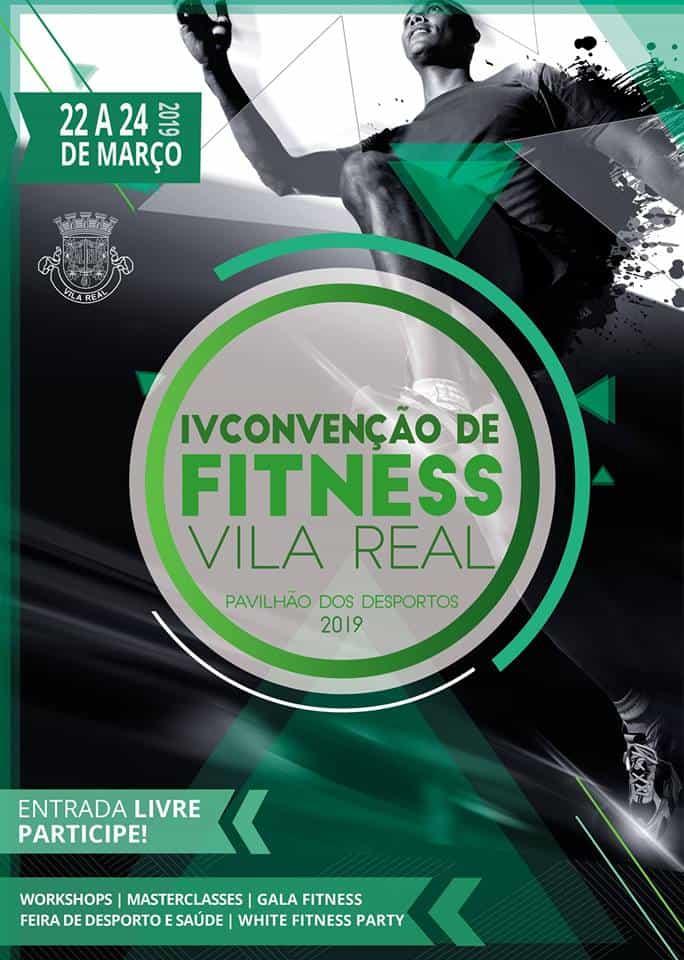 IV CONVENÇÃO DE FITNESS 2019 – VILA REAL