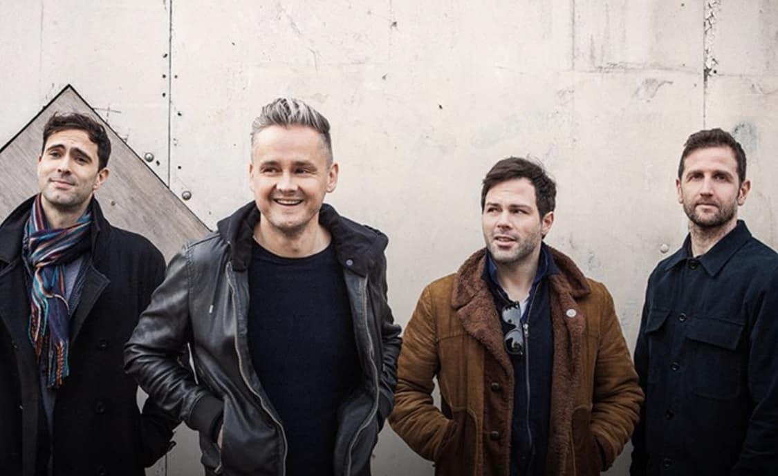 Os Keane vão estar no Festival MEO Marés Vivas