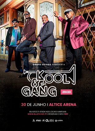 KOOL AND THE GANG | ALTICE ARENA