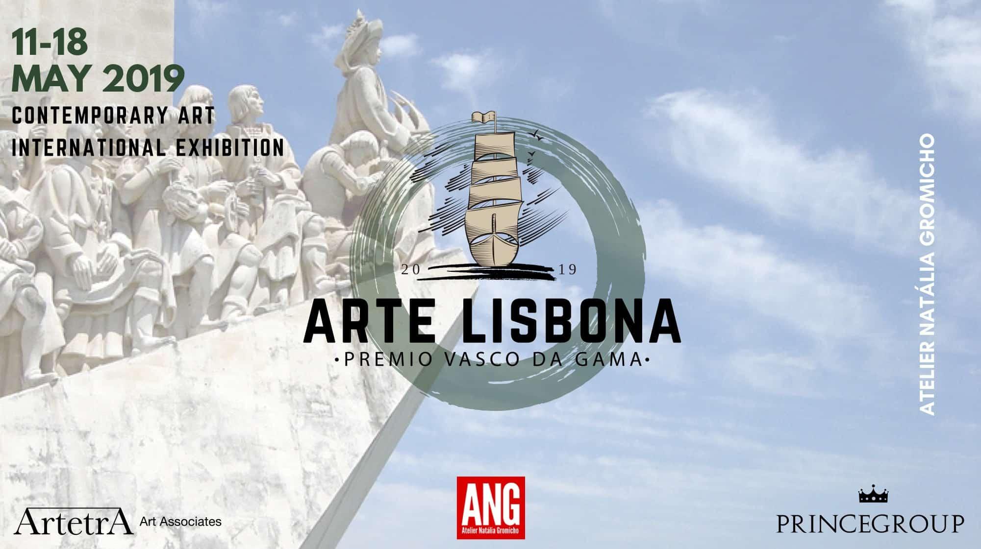 ARTE LISBONA 2019 – PRÉMIO VASCO DA GAMA | ATELIER NATÁLIA GROMICHO