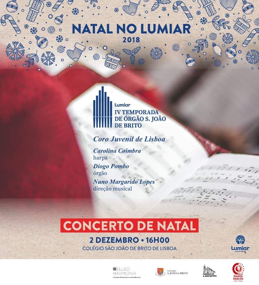 LUMIAR – NATAL EM LISBOA 2018