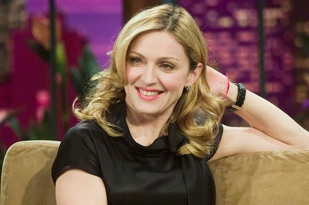 A nova tournée de Madonna