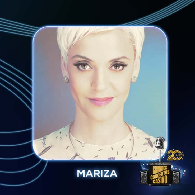 MARIZA – GRANDES CONCERTOS DO CASINO 2019
