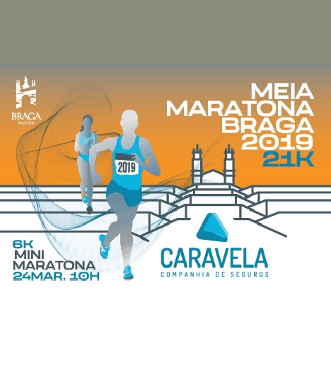 MEIA MARATONA DE BRAGA 2019 – 4ª EDIÇÃO