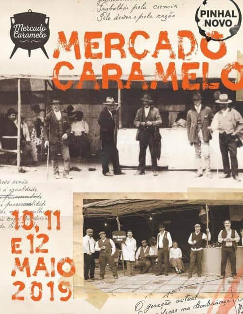 MERCADO CARAMELO 2019 PINHAL NOVO