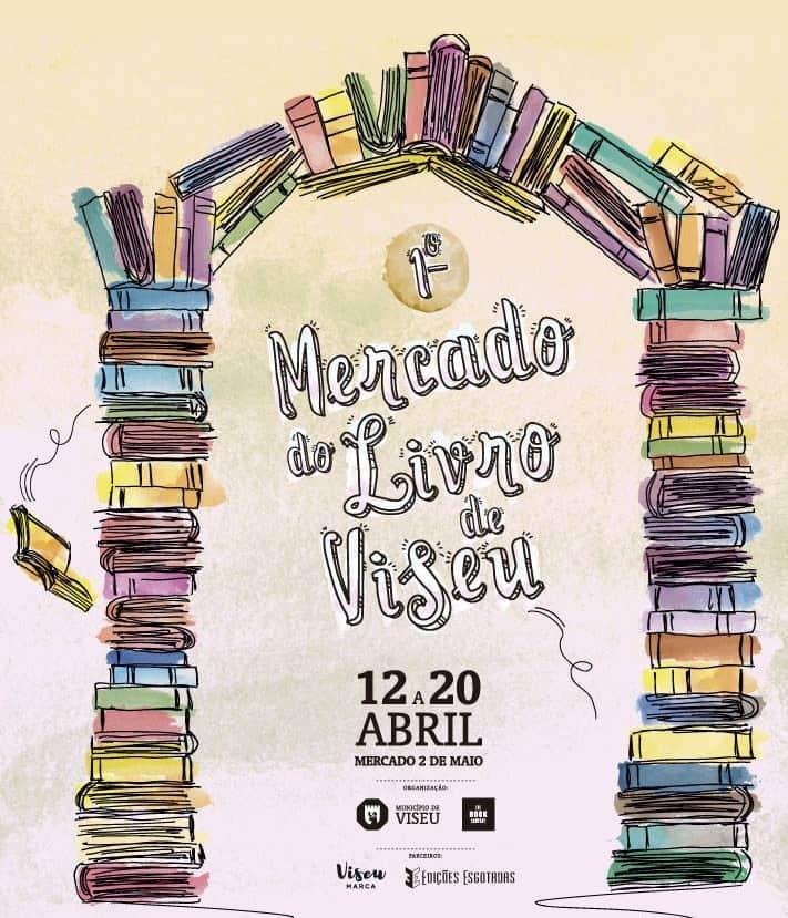 1º MERCADO DO LIVRO DE VISEU – MERCADO 2 DE MAIO