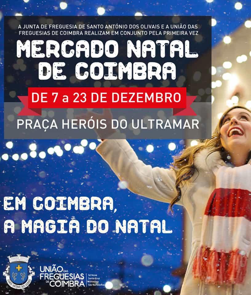 MERCADO DE NATAL DE COIMBRA