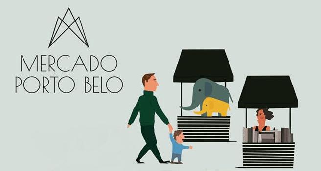 MERCADO PORTO BELO SÁBADO NA PRAÇA CARLOS ALBERTO