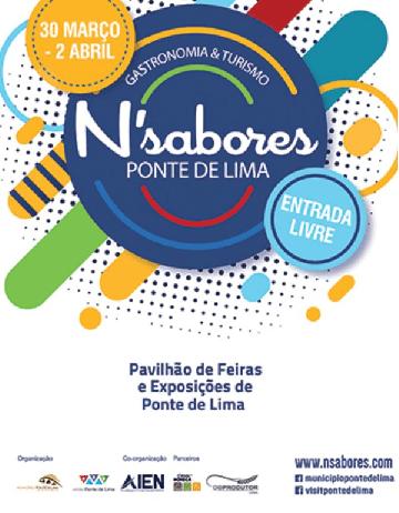 N'SABORES 2019 – PONTE DE LIMA