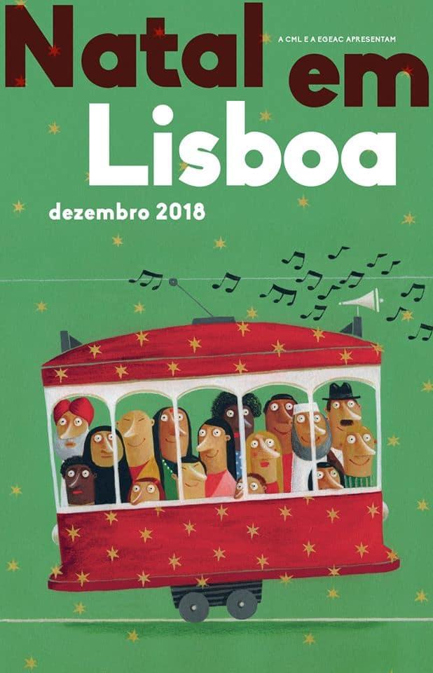 NATAL EM LISBOA 2018 | PROGRAMA GERAL
