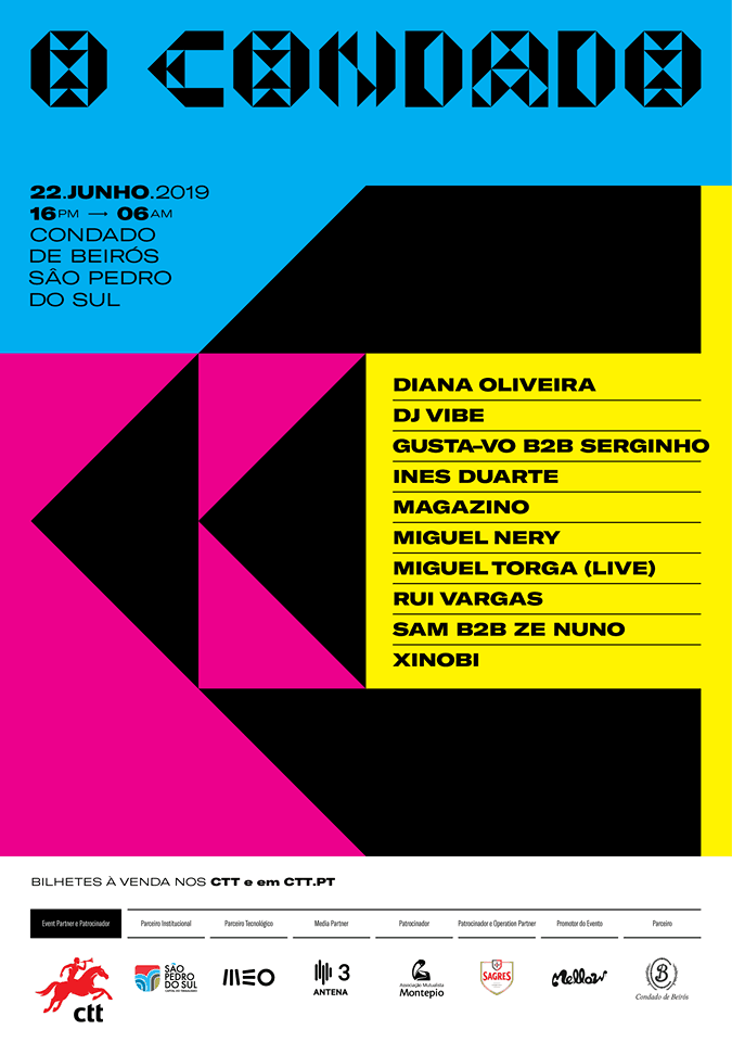 O CONDADO | CASA DO CONDADO DE BEIRÓS