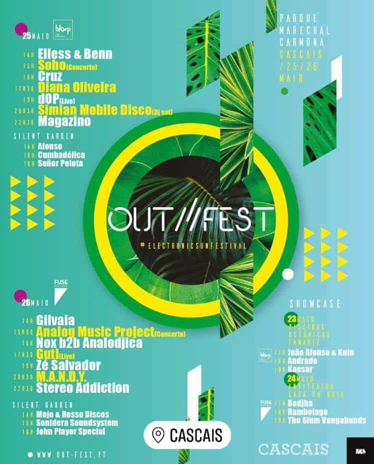OUT FEST 2019 CASCAIS