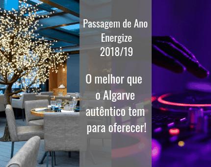 PASSAGEM DE ANO ENERGIZE 2018-2019 | MONTE GORDO