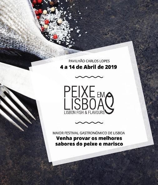 PEIXE EM LISBOA 2019 – 4 A 14 ABRIL