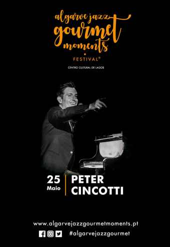 PETER CINCOTTI – ALGARVE JAZZ GOURMET MOMENTS FESTIVAL 2019