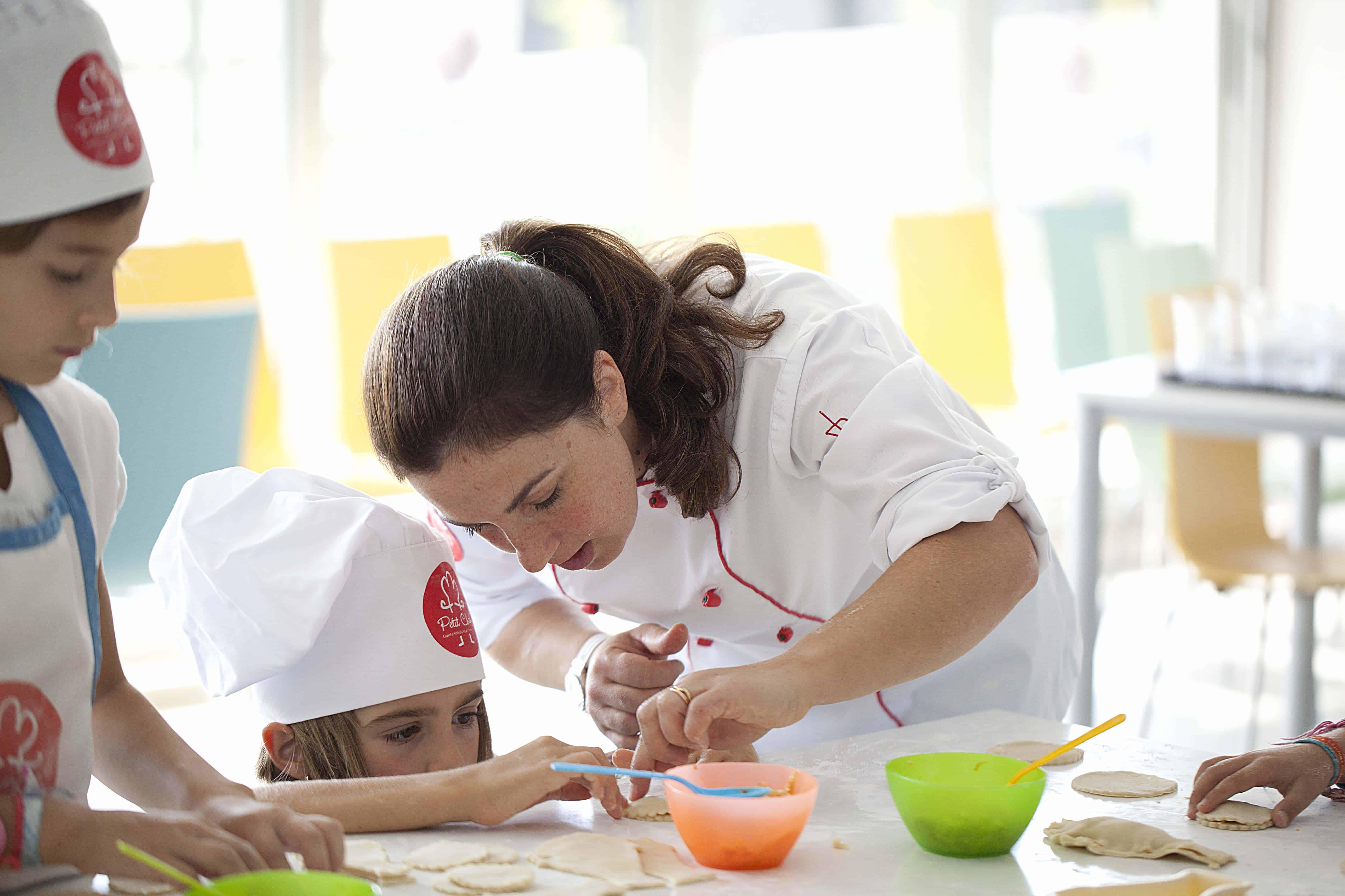 Os ateliersPetit Chef chegaram ao Campo Grande