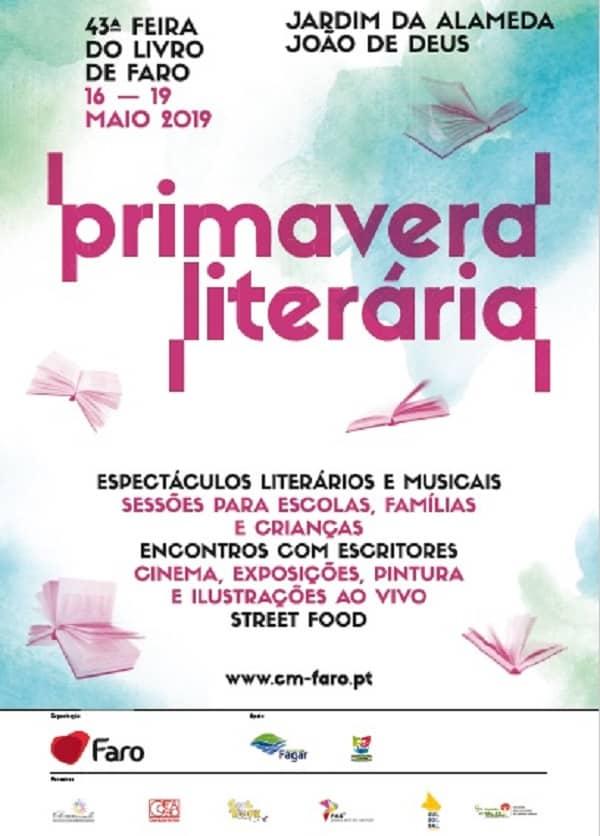 PRIMAVERA LITERÁRIA E 43ª FEIRA DO LIVRO DE FARO