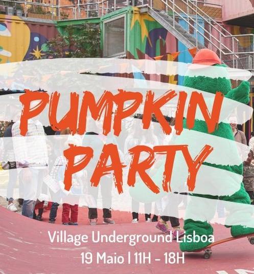 PUMPKIN PARTY 2019 – VILLAGE UNDERGROUND LISBOA