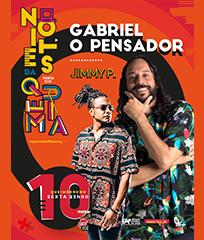 NOITES DA QUEIMA DAS FITAS DO PORTO 2019 – DIA 10 | GABRIEL O PENSADOR