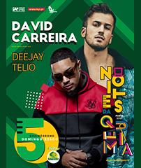 NOITES DA QUEIMA DAS FITAS DO PORTO 2019 – DIA 5 | DAVID CARREIRA