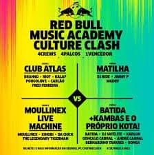 RBMA Culture Clash Lisboa - porque não é um festival. Entrevista: Miguel Silva (culture Marketing Manager da Red Bull Portugal)